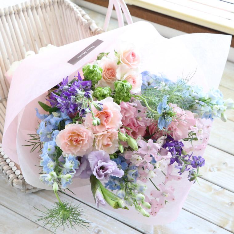 元気になれそうな花束